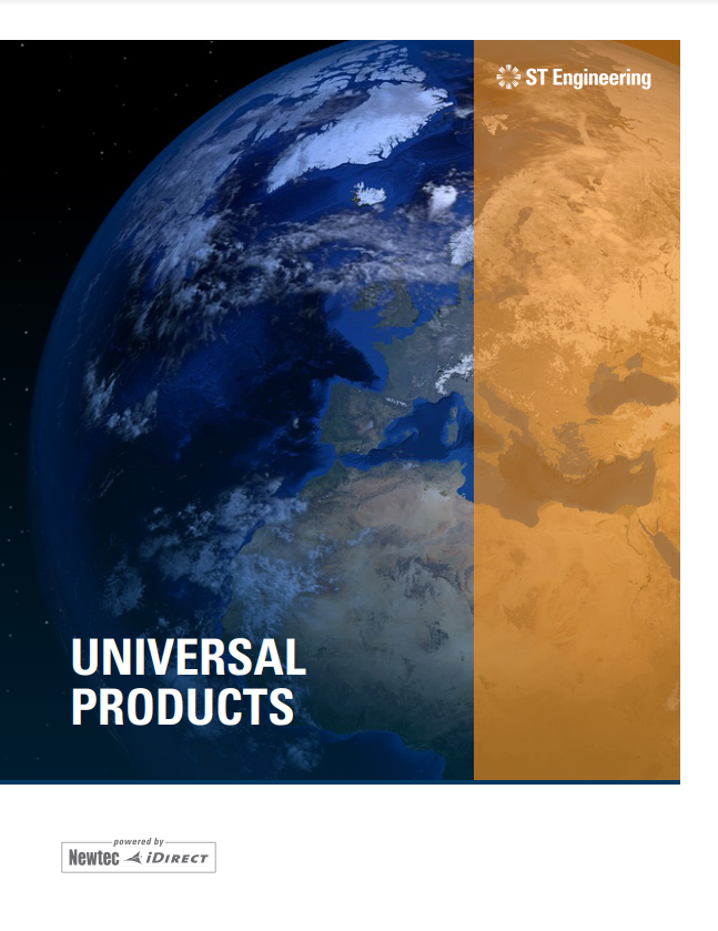 Universal Products Brochure