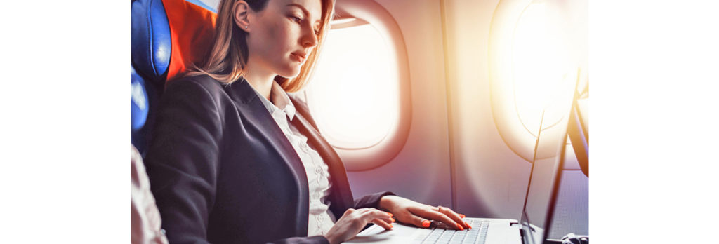 iDirect Joins Seamless Air Alliance to Improve the Inflight Experience
