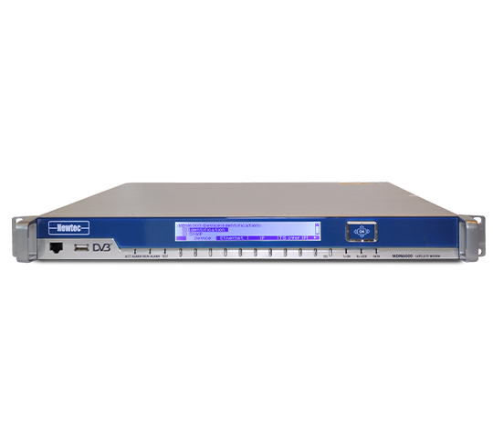 ST Engineering iDirect MDM6000 Satellite Modem