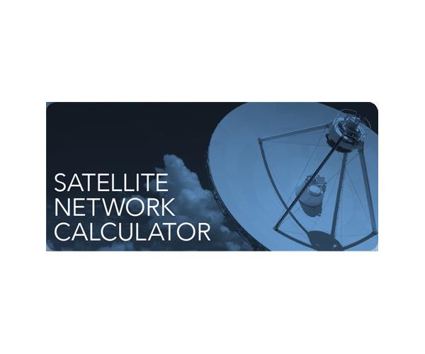 Satellite Network Calculator